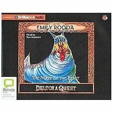Deltora Quest: The Maze of the Beast 6 by Emily Rodda (2013, CD, Unabridged)