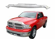 AVS 622004 Chrome Hood Shield Bug Guard For 2009-2017 RAM New Free Shipping USA