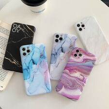 Marble Phone Case For iPhone 11 Pro Max 8 7 XS XR X Pattern Silicone Soft Cover