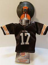 2007 Burger King NFL Mini Jersey #17 Cleveland Browns~Braylon Edwards