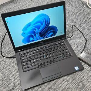 Windows 11 Dell Latitude 5490 laptop 1080p 8th Gen i5 256GB SSD 16GB inspiron