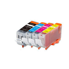 4 Multi Pack Ink Cartridges for PGI-5 CLI-8 Canon iP3300 iP3500 MP510 MX700
