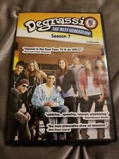 Degrassi The Next Generation Season 7 DVD (4 Discs)