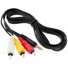 AV-Cavo per CANON Optura 30 300 40 400 50 500 60 PI XI PowerShot s2 is s3 s5