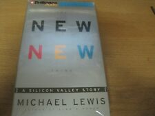 The New New Thing : A Silicon Valley Story by Michael Lewis 1999 Cassette, Unabr