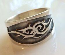 Mens Celtic Rings Australia, Sterling Silver Rings, Mens Ring, Mens Tribal Rings