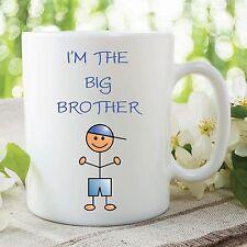 pour enfants Tasse Je suis The Big frère surprise Nouveauté Gobelet