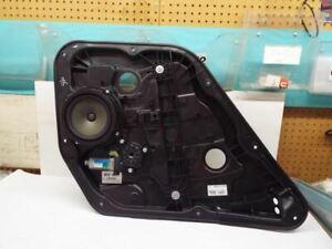 Driver Rear Window Regulator Electric Sedan Fits 11-16 ELANTRA 240865