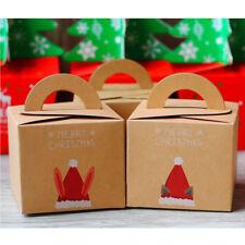 Fashion Kraft Paper Box Christmas Eve Apple Box Bake West Point Boxes High Sales