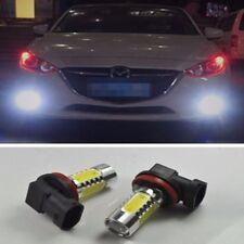 2x No error H11 LED Fog Daytime Running Light Bulb for Mazda 3 Axela 2014-2015