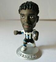 Bernard Newcastle Microstars Figure Silver Base MC2941 Football