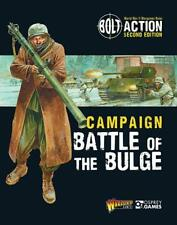 Bolt Action WWII BATTLE OF THE BULGE WITH EXCLUSIVE MINIATURE Warlord Games