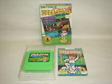 ATHLETIC WORLD Famicom NES Family Trainer Nintendo Import JAPAN fc