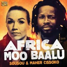 Sousou & Cissoko Maher - Africa Moo Baalu NEW CD