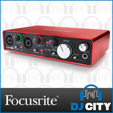 Focusrite Audio/MIDI-Interfaces