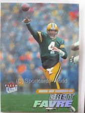 Brett Favre - 2001 Fleer Ultra #127 - Green Bay PACKERS