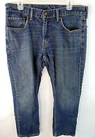 Levi Strauss & Co Levis 559 Red Tab Mens Jeans 30x34 Straight Fit Medium Wash