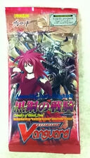 Cardfight Vanguard Cavalry of Black Steel Extra Booster Pack ENGLISH  5-cd/pk
