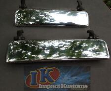 VG VR VS UTE Polished CHROME OUTTA Metal DOOR HANDLES HSV SS V8 LS1 TURBO