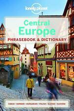 Lonely Planet Central Europe Phrasebook & Dictionary by Lonely Planet (Paperback, 2013)