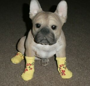 Pet Socks 4 Puppy, Dog, Rabbit, kitten Non-slip socks, indoor use, more colours
