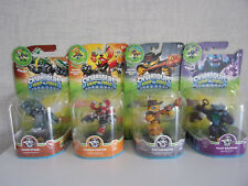 Skylanders Swap Force - 4 Game Characters (Magna Charge, Rattle Shake - NEW