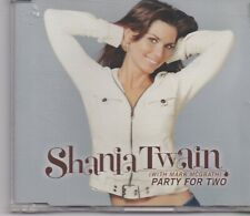 Shania Twain-Party For Two cd maxi single