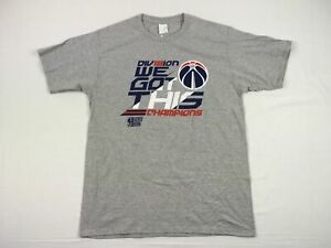 Washington Wizards Fanatics Short Sleeve Shirt Men's Other New without Tags