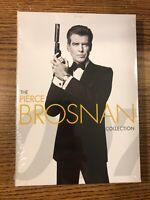 007 The Pierce Brosnan Collection DVD James Bond GoldenEye Tomorrow World NEW