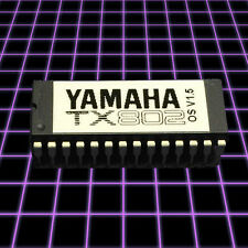 Yamaha TX802 OS v1.5 Upgrade ROM Firmware XB224