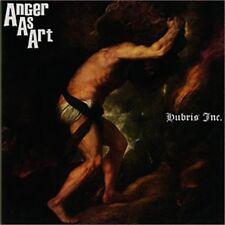 Anger as art-Hubris Inc. (NEW * us THRASH METAL * Abattoir * Overkill * Evil Dead)