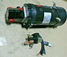 Jlg Atlas 10k Forklift Emergency Steering Pump 8440151