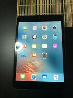 Apple iPad Mini 1st Generation Black 16gb Wifi Only Model