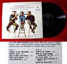 LP Lambert Hendricks & Bavan: Havin a palla at Village Gate (RCA lpm-2891) D 1964