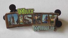 DISNEY Walt Disney World Pin Badge 2005