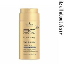 Schwarzkopf Excellium Taming with Q10+ Omega 3 Taming Milk