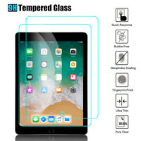 For iPad 9.7-inch 2018/6th Gen/Air 2 HD Premium Tempered Glass Screen Protector