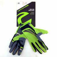 Cannondale 2014 CDALE Classic Long Finger Gloves Berzerker Green - 4G403/BZR Ext