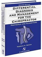 Differential Diagnosis and Management for the Chiropractor: Protocols and Algor