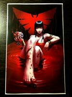 VAMPIRELLA #11 CREEES HYUNSUNG LEE VIRGIN COVER DYNAMITE SOLD OUT LTD 400 NM +