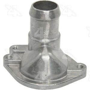 Engine Coolant Water Outlet Four Seasons 84887 for Honda Civic 1988-1991