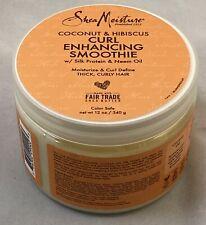 Shea Moisture Coconut - Hibiscus Curl Enhancing Smoothie 12 oz