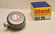 SO70 Stant Engine Oil Filler Cap w/ Red Decal NOS made in USA see pics