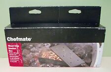 Chefmate Wood Chip Smoker Box for Barbecue