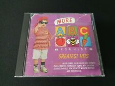 Various – More ABC For Kids Greatest Hits Music RARE! PETER COMBE JULIE COLLIER