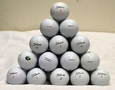 100 Titileist Pro V1 and Pro V1X  Used Refurbished Recycled Hit Away Golf Balls