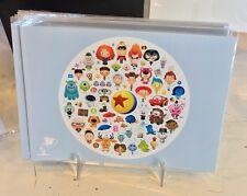 Disney WonderGround Gallery World of Pixar Characters Postcard Jerrod Maruyama