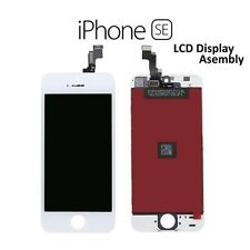 A+ OEM White iPhone SE LCD Replacement Repair Part Touch Screen Glass Lens