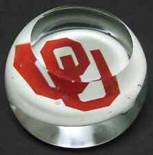 Dynasty Gallery GLASS PAPERWEIGHT Oklahoma 4424329