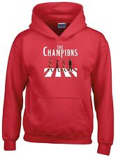 The Champions Hoodie Liverpool Football LFC BPL Birthday Gift Men Sweatshirt Top